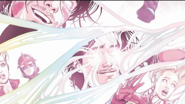 VIDEO: 'Civil War II' Writer on the New Character, Ulysses