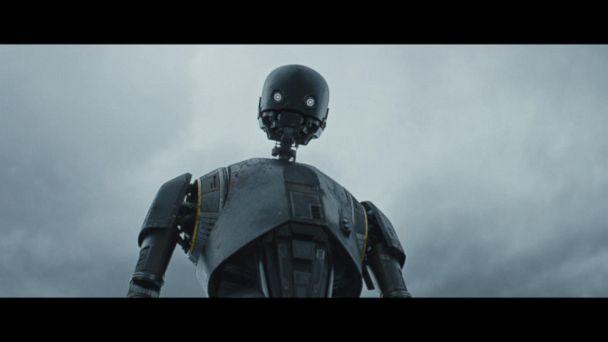 VIDEO: Creating K-2SO: Behind the Scenes of 'Star Wars'