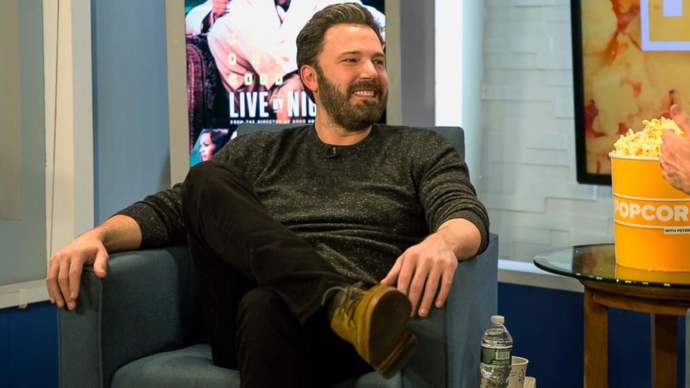VIDEO: Ben Affleck on Why no 'Goodwill Hunting' Sequel