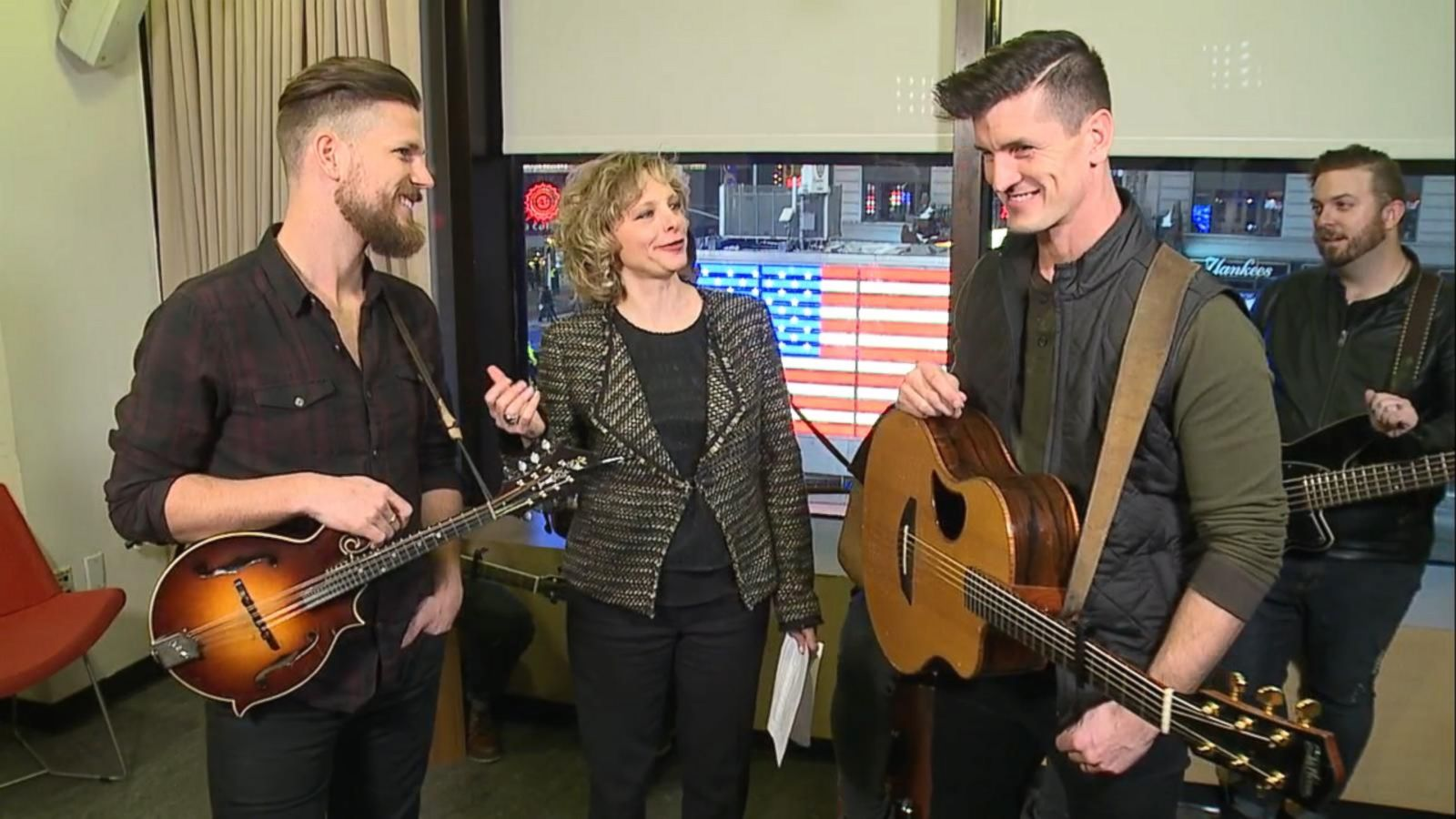 VIDEO: 'High Valley' on the Inspiration Behind Their Music