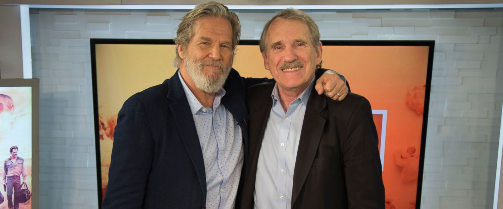 VIDEO: Jeff Bridges Talks 'Hell or High Water' and the One Thing That's Always the Same in His Films