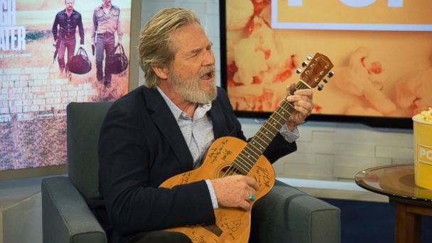VIDEO: Jeff Bridges Sings 'I Don't Know' From 'Crazy Heart'