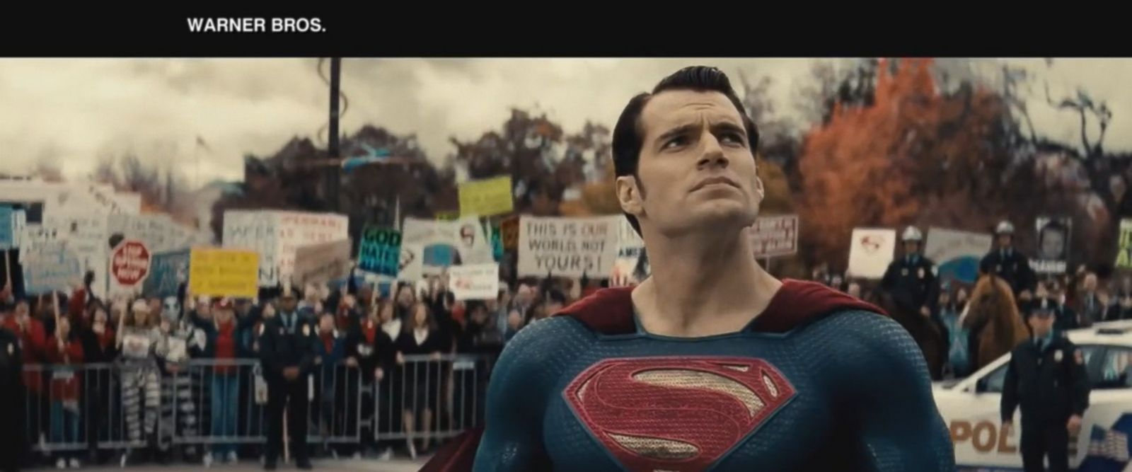 VIDEO: Nominations are in for the 37th annual Golden Raspberry Awards, or Razzies, and it's not looking good for Batman and Superman, who waged war against each other on the big screen earlier this year.