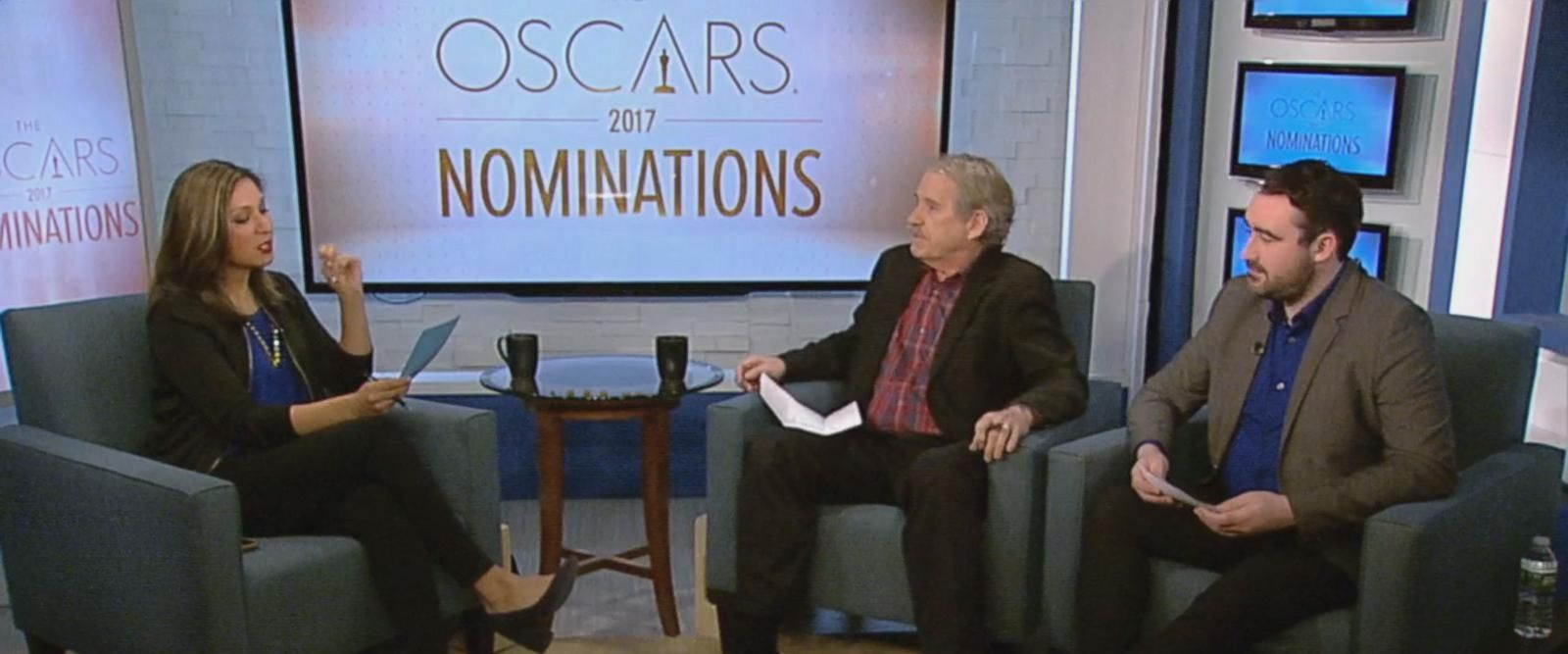 VIDEO: Oscars Nominations: What Happened to Amy Adams and Annette Benning?