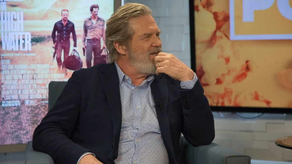 VIDEO: Oscar Nominee Jeff Bridges Reveals Where He Keeps the First Oscar He Won