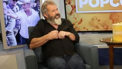 VIDEO: Oscar Nominee Mel Gibson Awards Season Buzz: Affirmation, It Lets You Know Youre Doing the Right Thing
