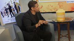 VIDEO: Oscar Nominee Denzel Washington on Casting and Directing Fences