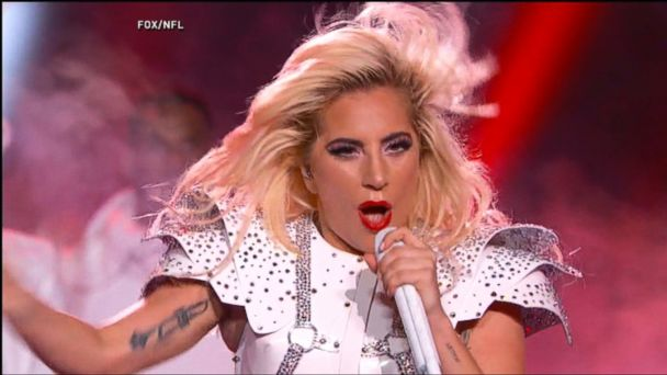 VIDEO: Lady Gaga is still basking in the glow of her blockbuster performance at the Super Bowl LI halftime show -- and so are her music sales.