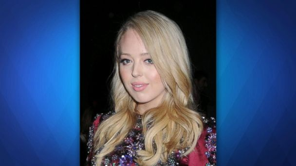 VIDEO: Tiffany Trump allegedly bullied at New York Fashion Week