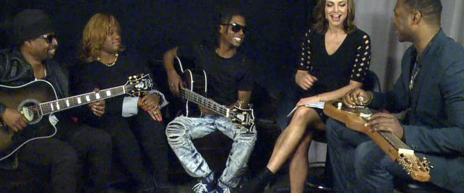 VIDEO: Musician Robert Randolph on what's next