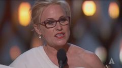 VIDEO: Politics at the Oscars