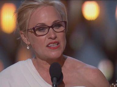 WATCH:  Politics at the Oscars