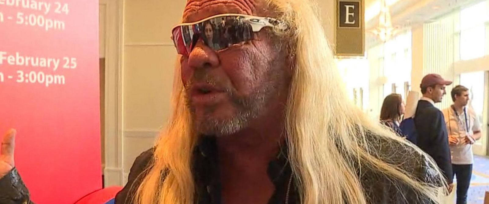 VIDEO: Dog the Bounty Hunter at CPAC day 3