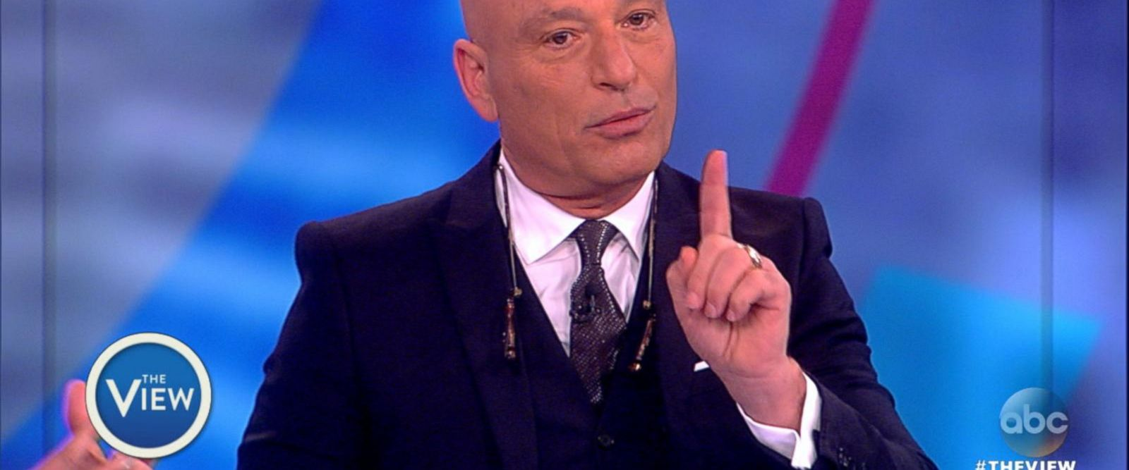 VIDEO: Howie Mandel asks Nick Cannon to 'come back' to 'America's Got Talent'