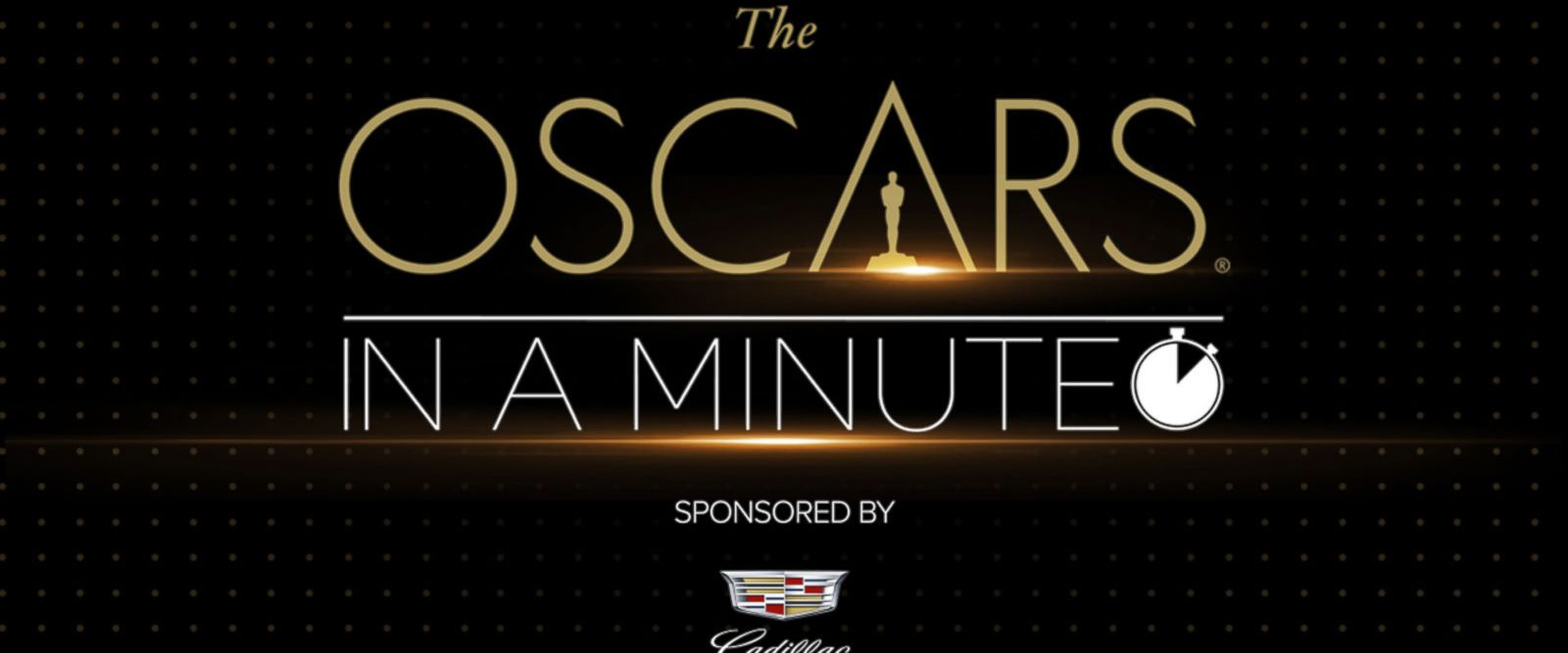VIDEO: Speechless at the Oscars