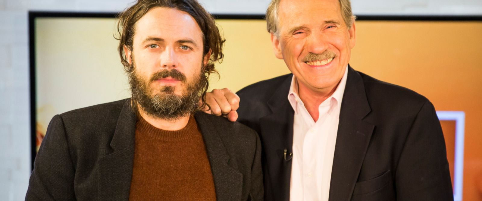 VIDEO: Oscar nominee Casey Affleck talks about his role in 'Manchester by the Sea'