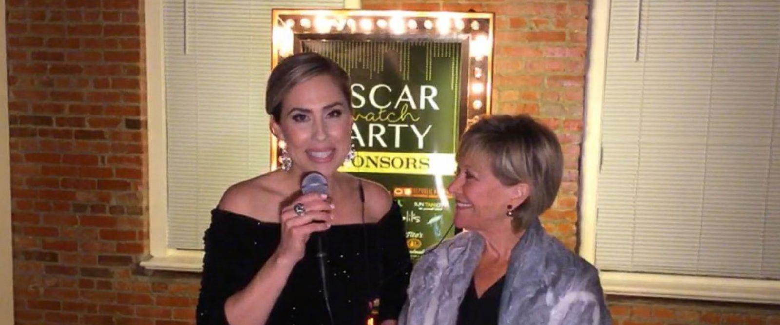 VIDEO: Inside Louisville's Oscars watch party