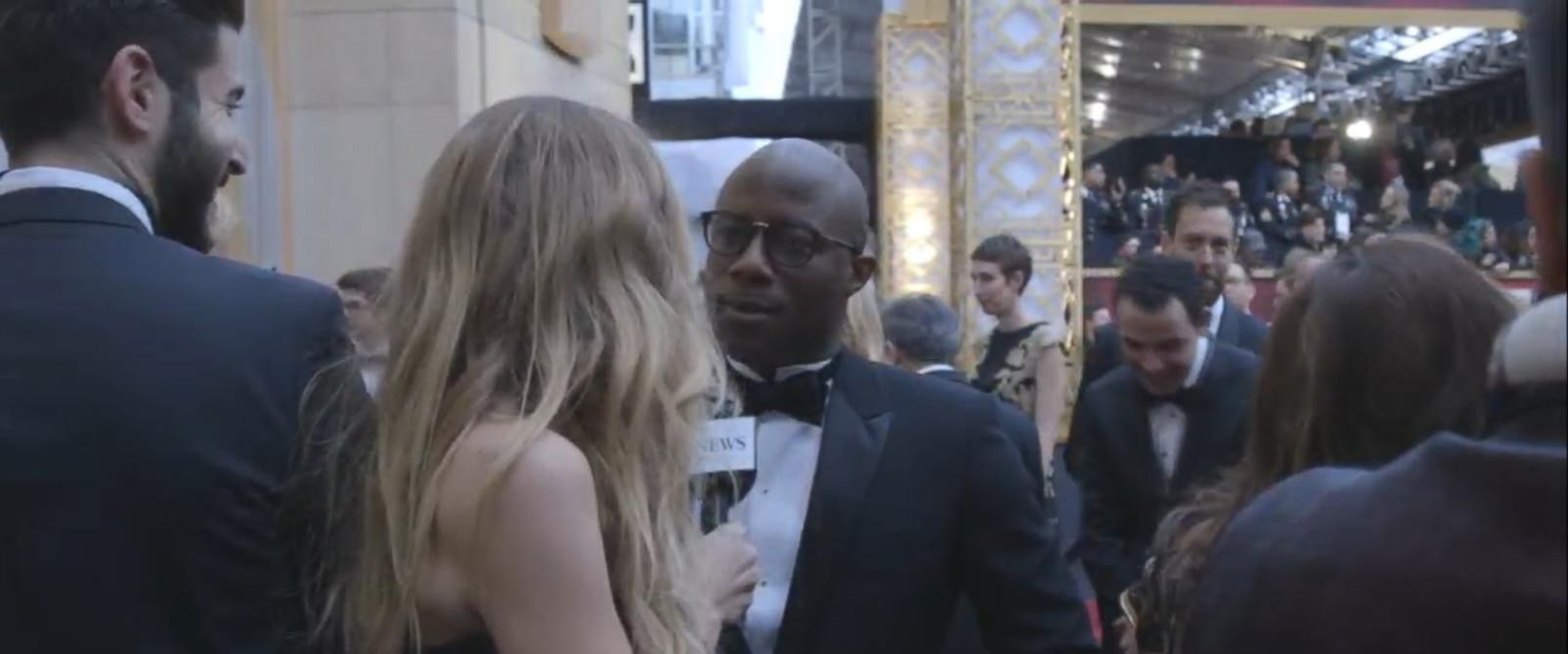 VIDEO: Barry Jenkins on 'Moonlight' and Oscar nomination