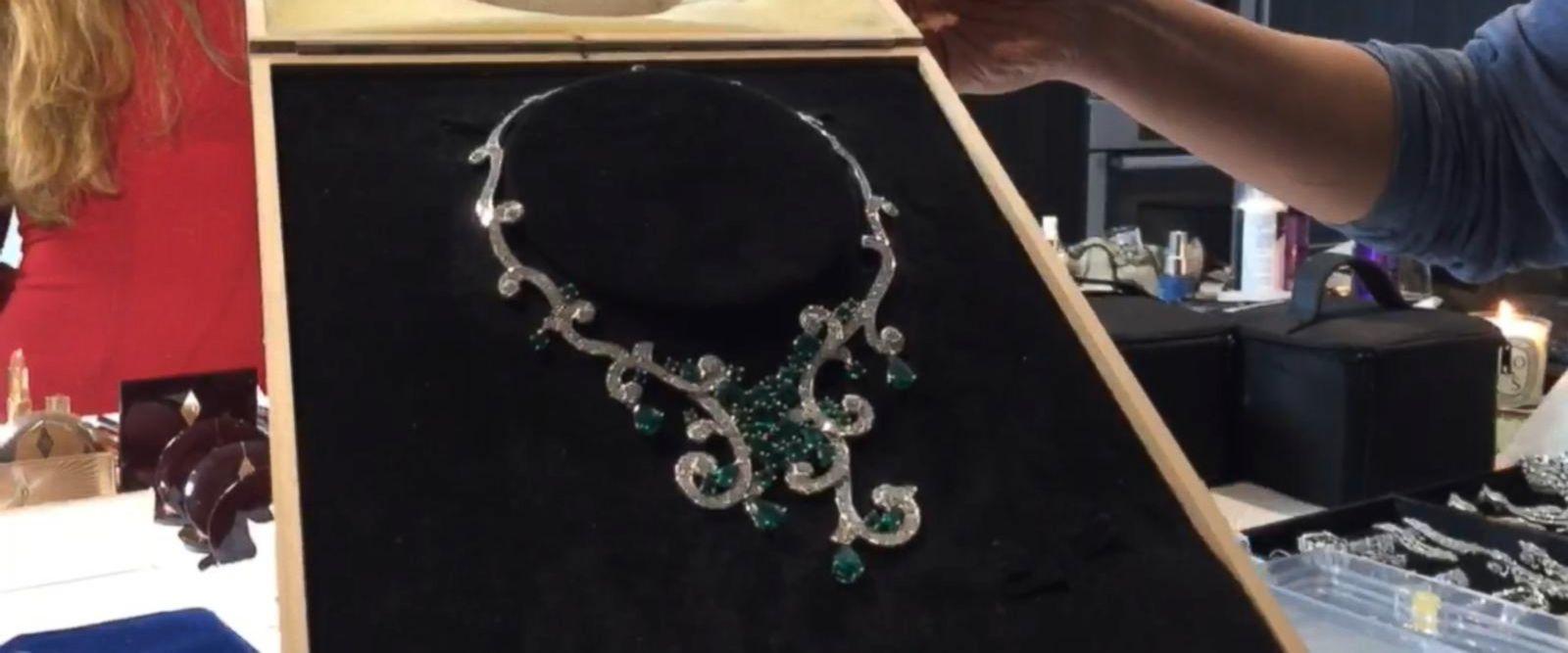 VIDEO: Supermodel Shanina Shaik on social media and her Oscars jewelry