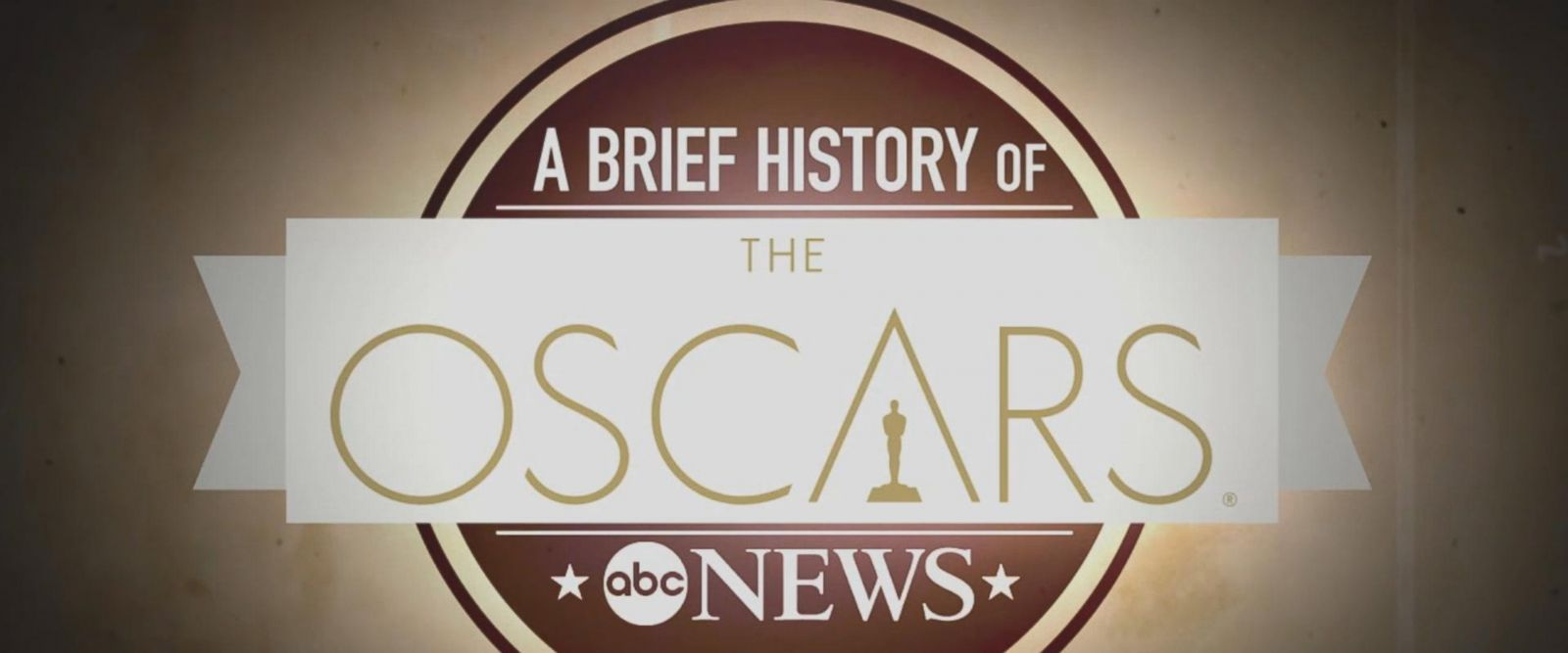 VIDEO: A Brief History of the Oscars