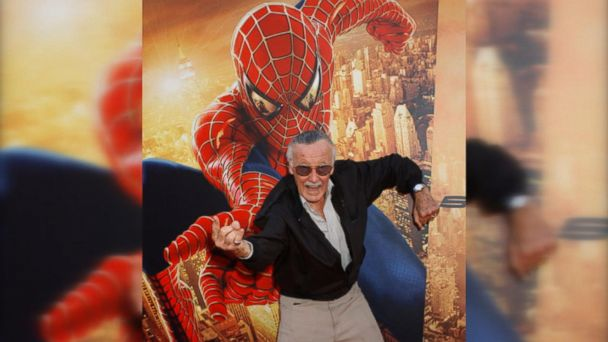 A quick look at comic writer Stan Lee through the years.