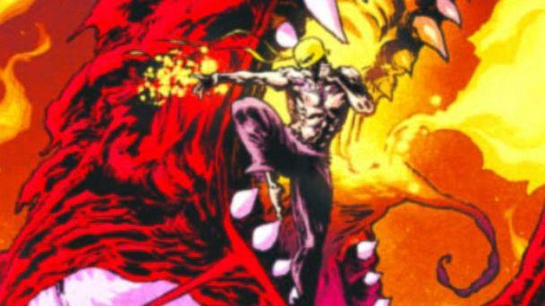 VIDEO: Inside Marvel's new 'Iron Fist' comics run