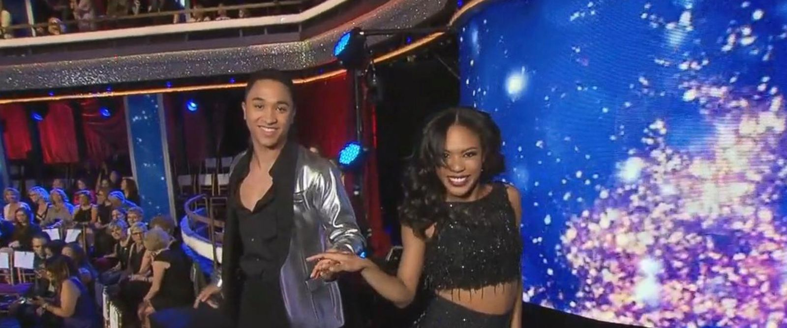 VIDEO: Go inside the ballroom before night 2 of 'Dancing With the Stars'