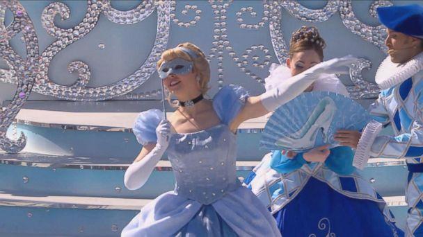 VIDEO: Disneyland Paris 25th Anniversary - The Starlit Princess Waltz