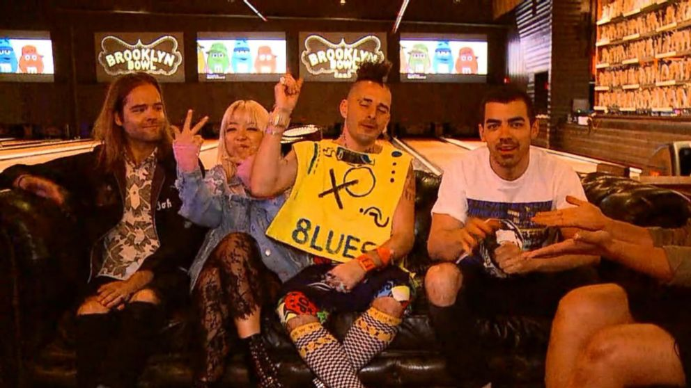 DNCE on its new collaboration track with Nicki Minaj