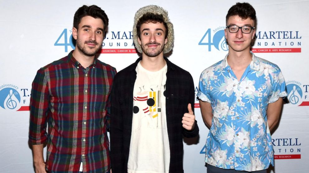 Good Morning America Japanese Band Wiki : Live from the couch indie pop band ajr talks upcoming