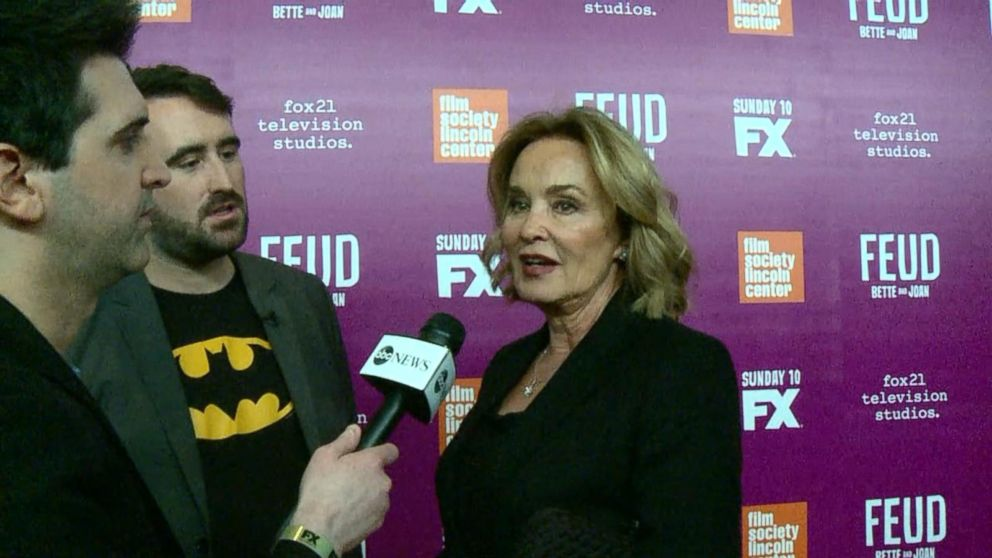 VIDEO: Jessica Lange talks changes in Hollywood
