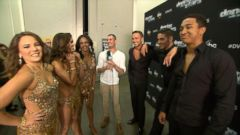 VIDEO: Dancing With the Stars boy band night