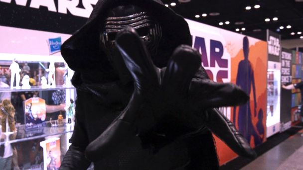 VIDEO: 'Star Wars' cosplay makes you infinitely cooler, from a certain point of view