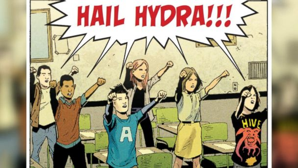 VIDEO:  Inside Marvel: The history of Hydra