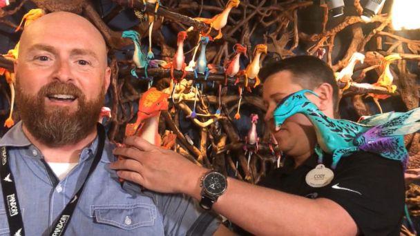 VIDEO: New Avatar themed souvenirs at Disney's Pandora