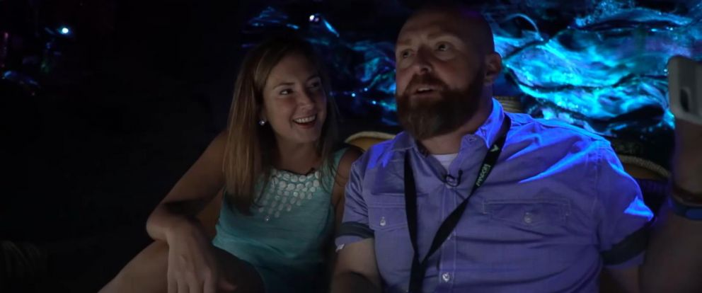VIDEO: Navi River boat ride at Pandora: World of Avatar attraction at WDW