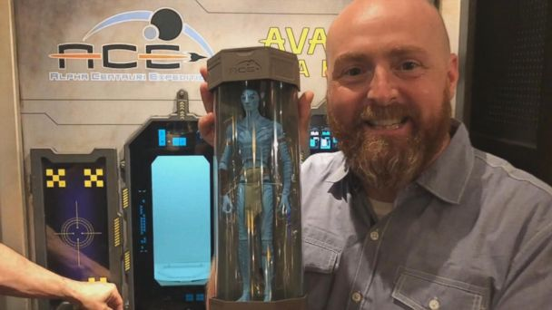 VIDEO: Walt Disney World's new attraction transforms guests into Na'vi people of 'Avatar'
