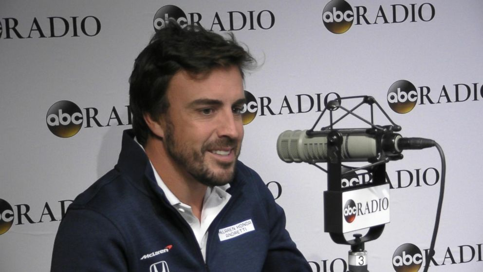 VIDEO: Formula One star Fernando Alonso on the greatest spectacle in racing - the Indy 500