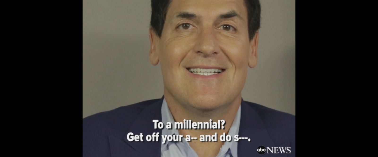 "Shark Tank's Mark Cuban reveals his biggest business regret, provides advice to millennials and reveals his potential 2020 running mate -- ""The Rock!"""