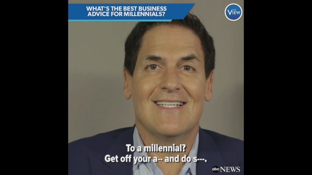 Shark Tank's Mark Cuban reveals his biggest business regret, provides advice to millennials and reveals his potential 2020 running mate --