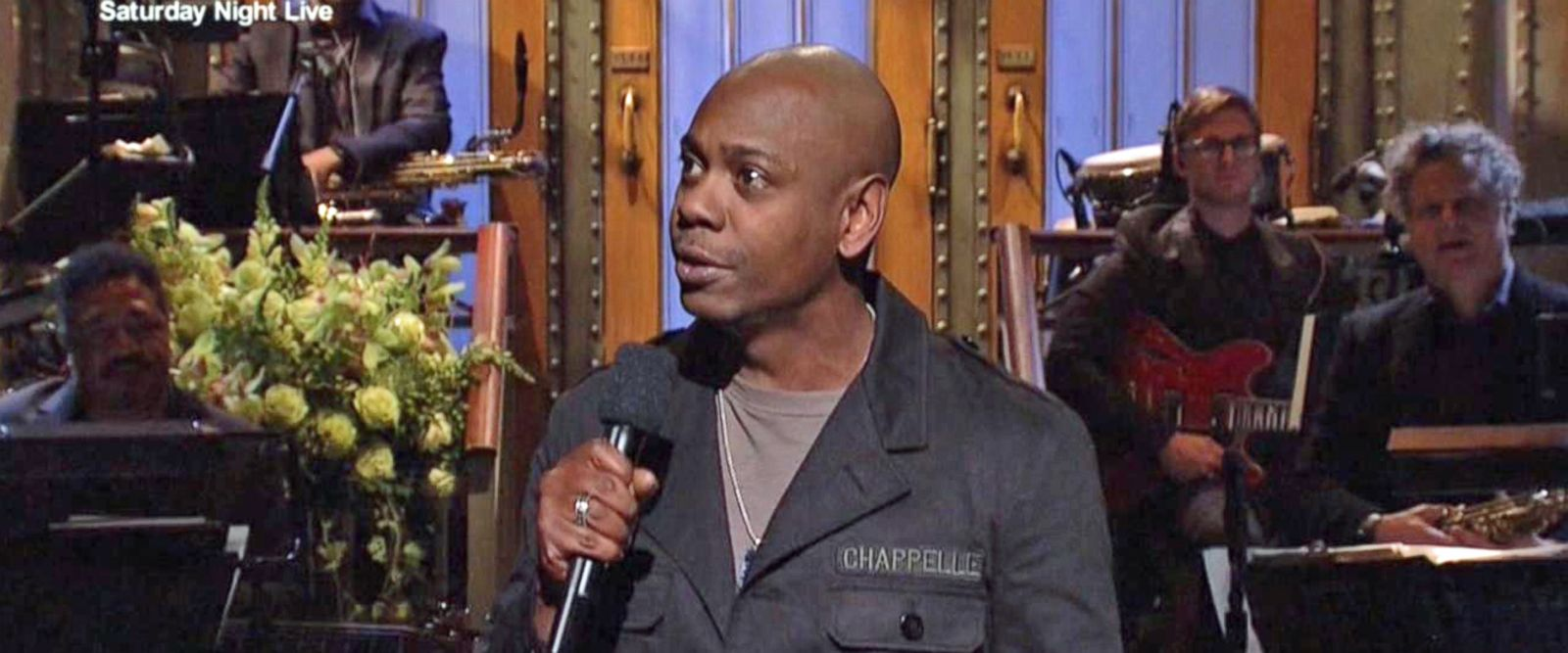 VIDEO: 'Real Live': Dave Chappelle 'gets real'