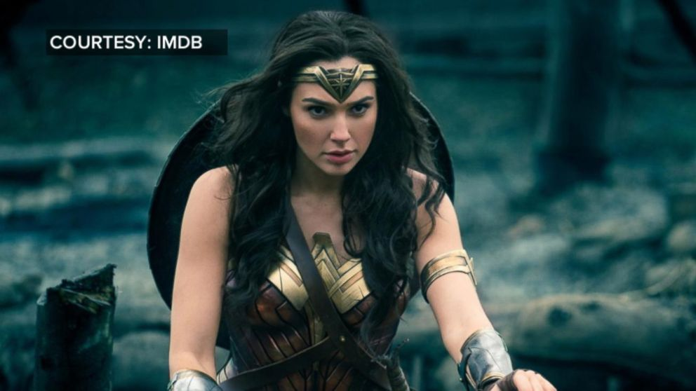 VIDEO: 'Real Live': 'Wonder Woman'