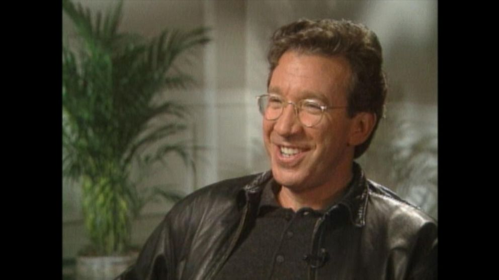 tim allen son. march 7, 1997: tim allen on his childhood, staying grounded son