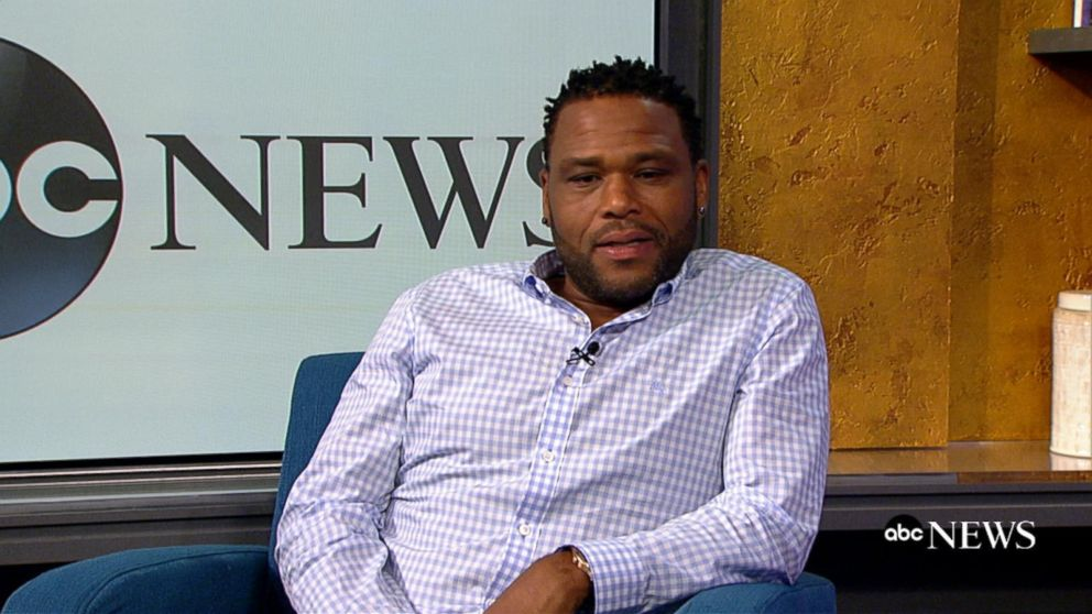 VIDEO: Anthony Anderson talks family, career and 'Black-ish'