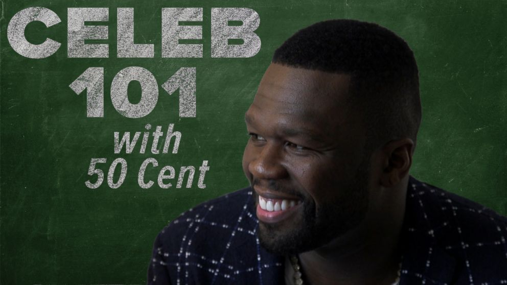 VIDEO: Celeb 101 with 50 Cent