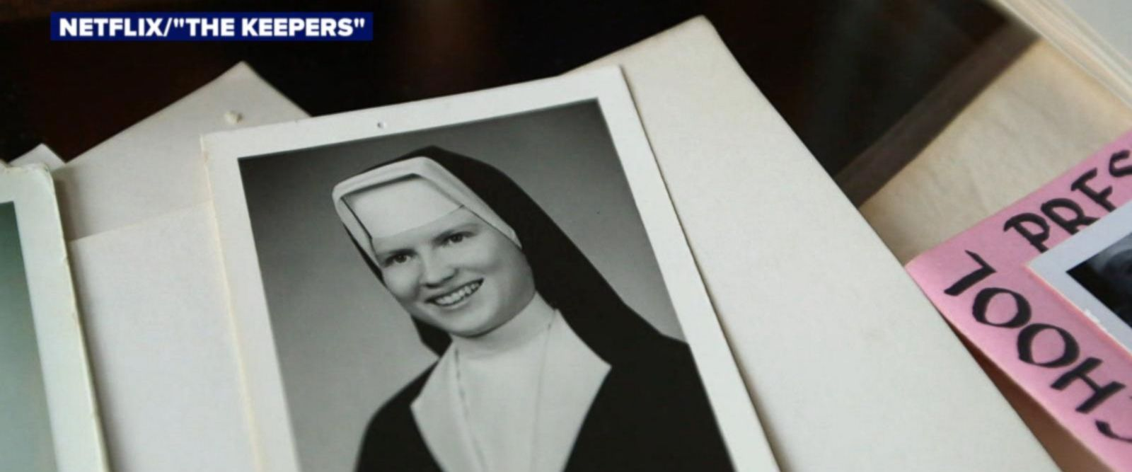 VIDEO: 'The Keepers': How 2 women delve into the mystery of their teacher's murder