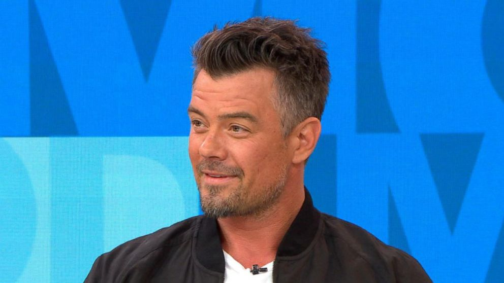 VIDEO: 'GMA' Hot List: Josh Duhamel reveals the 1st words he said to wife Fergie