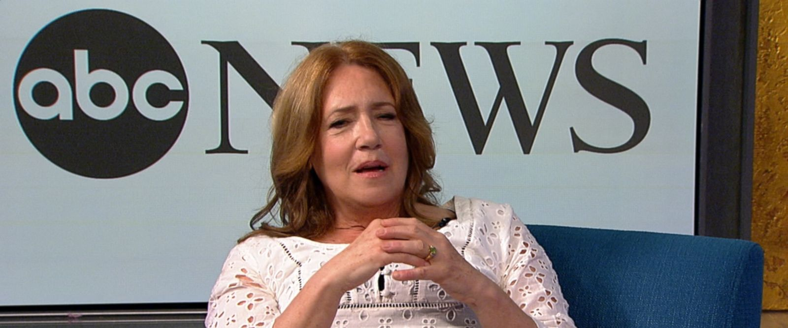 VIDEO: 'Handmaid's' Ann Dowd on finding inspiration for her role