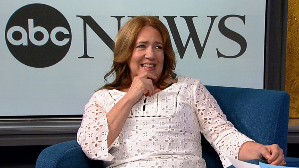 VIDEO: Actor Ann Dowd talks 'Handmaid's Tale,' 'The Leftovers,' and her career