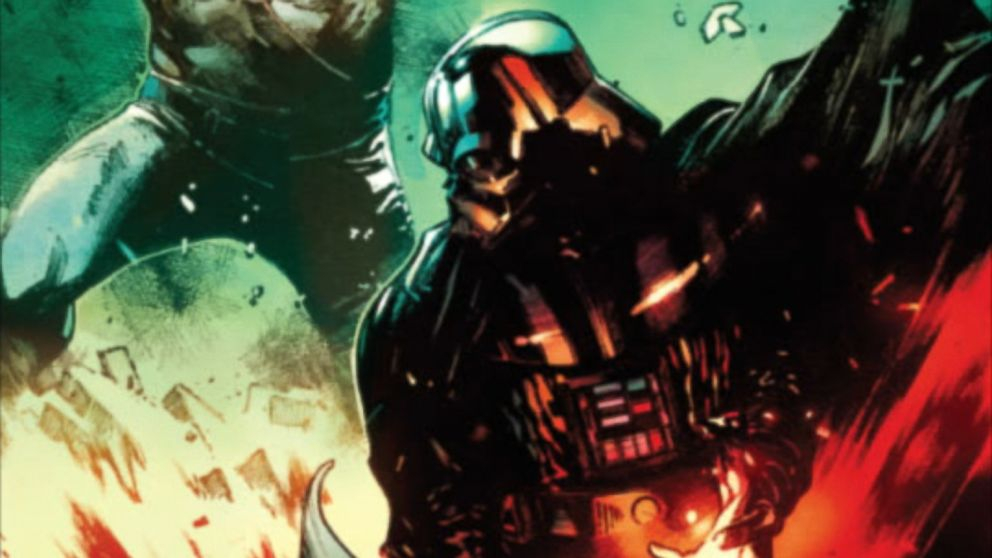 VIDEO: Inside Marvel: 'Darth Vader' comic introduces a new Jedi to the saga